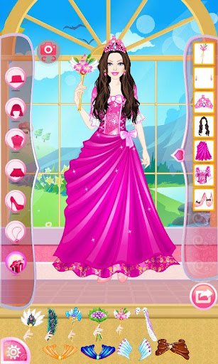 Mafa Island Princess Dress Up