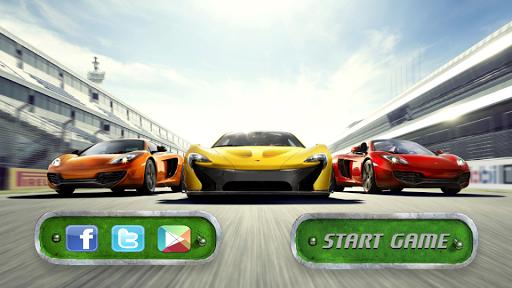 愤怒的车赛3D