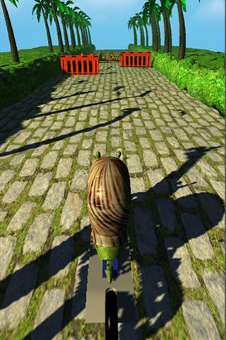 Palmway Runner - Best 3D Game