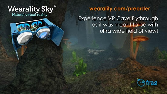 VR Cave Flythrough- screenshot thumbnail