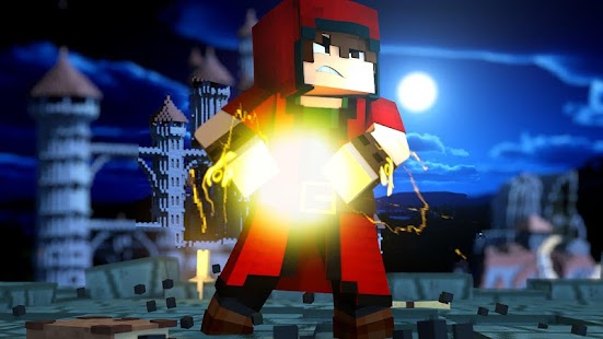 Magic Addons for Minecraft PE - náhled