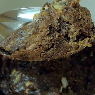 Peanut Butter Chocolate Minute Cake.