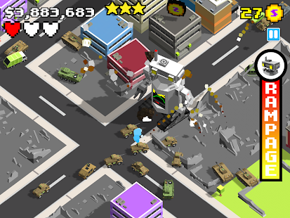 Smashy City- screenshot thumbnail