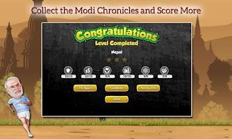 Screenshot of Bhaag Modi Bhaag