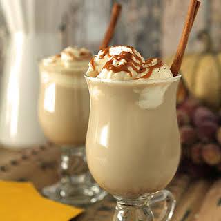 Dessert Coffee with Bailey's Pumpkin Spice Liqueur.