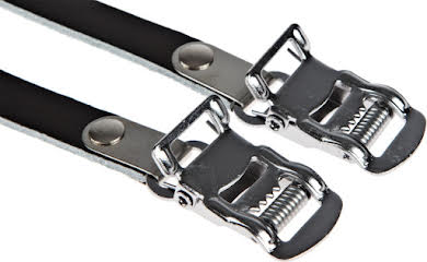 Dimension Leather Toe Strap 430mm: Black  alternate image 0