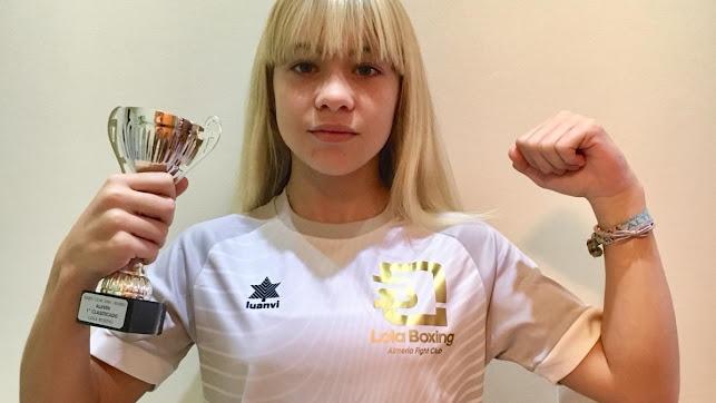 Éxito para los deportistas almerienses en el mundo del boxeo.