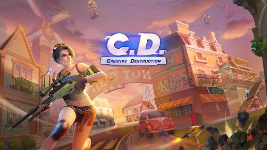 Creative Destruction Apk + Mod + Data for Android 1