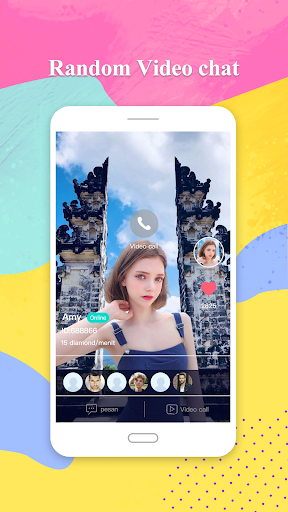 Liya : Nikmati kesenangan via video chat screenshots 1