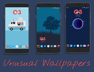 Unusual Wallpapers v3.8