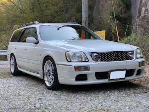 ステージア WGC34 1999年式後期型RSのカスタム事例画像 けーしゅーさんの2020年04月29日21:04の投稿