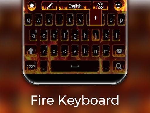 Fire Keyboard 1.0.19 screenshots 4