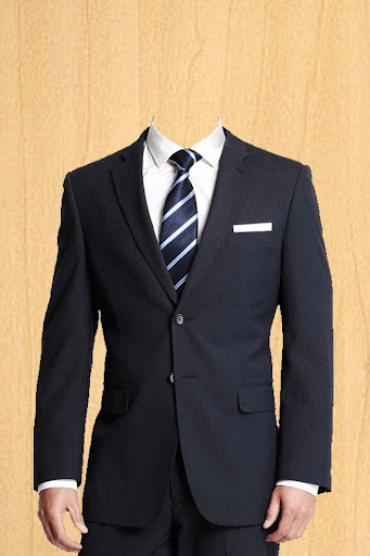 Man Office Photo Suit