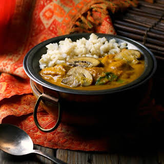 Mushroom Curry Without Tomato Recipes.