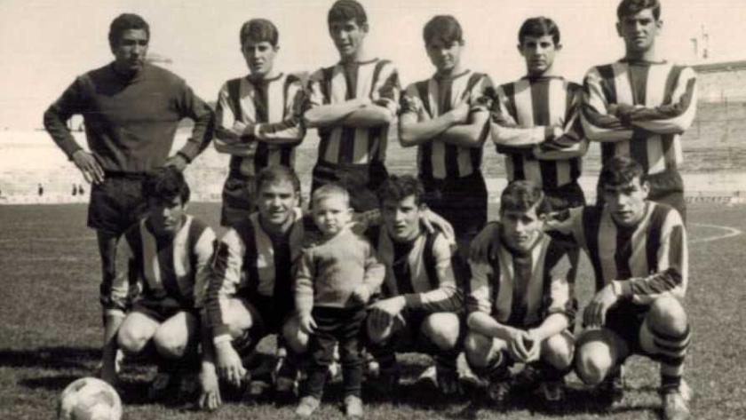 Este es el Valdivia que jugó el Campeonato de España en Castellón.