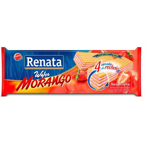 galletas renata wafer strawberry 115gr