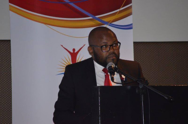 Economic development boss Anele Qaba