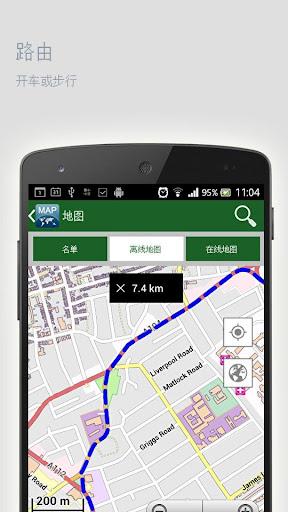 波洛茨克离线地图|玩旅遊App免費|玩APPs