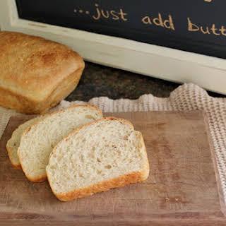 Quick Homemade Bread.