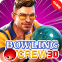 Guide for bowling crew 3d icon