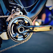 Photo: XTR M9000  All-new and looks like it landed here from a Giger, Alien sci-fi poster. See +Mark V's take on our blog and posted here. More photos after the rides this weekend.