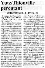 Photo: 20-01-97 N2F Nette victoire sur Lyon 3-0