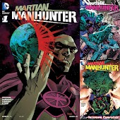 Martian Manhunter (2015-)