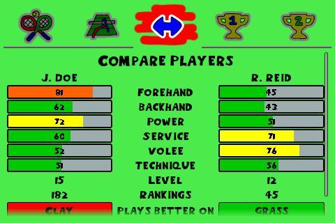 Tennis Sim Manager (no Ads)  de.gamequotes.net 3