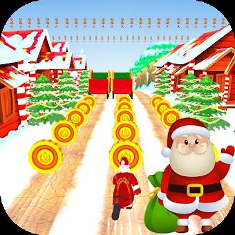Granny Subway Run:Christmas