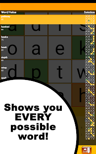 Boggle Cheat for Friends- screenshot thumbnail