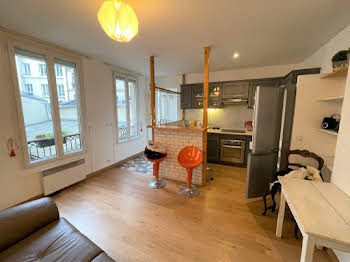 Appartement meublé 2 pièces 40,54 m2