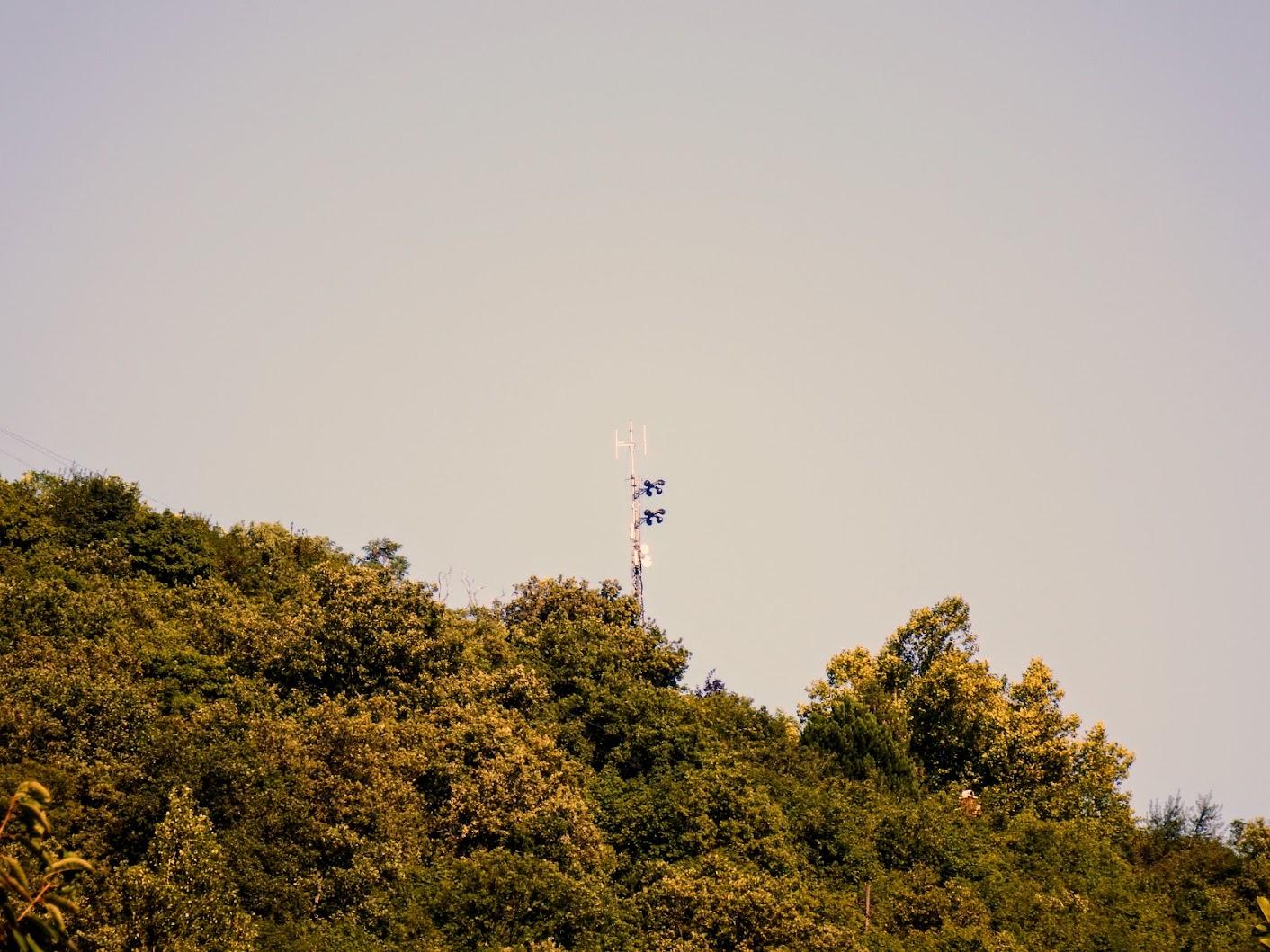 Tatabánya/Kő-hegy III. - helyi URH-FM adóállomás