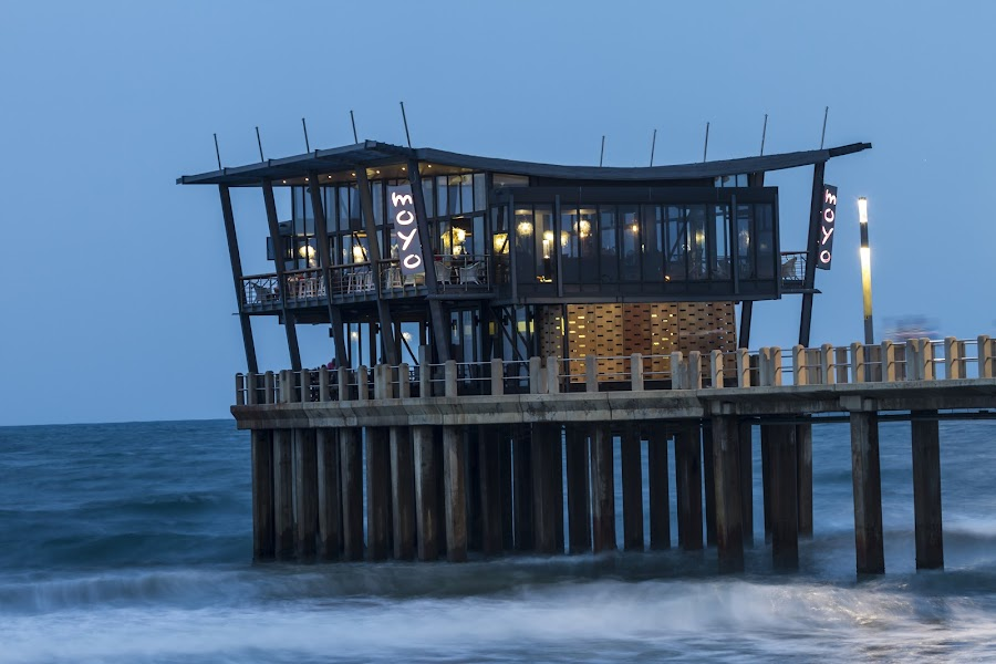 Moyo Pier Bar by Akesh Maharaj - Buildings & Architecture Other Exteriors