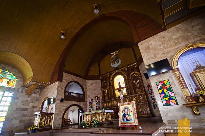 Basilica Minore De Nuestra Senora De Piat Retablo