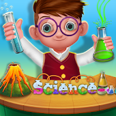 Science Lab Superstar - Fun Science Experiments