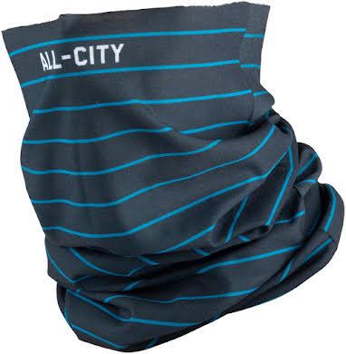 All-City Midnight and Cobalt Neck Gaiter alternate image 2