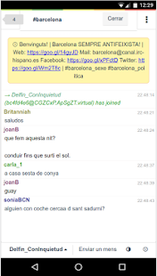 Chat Hispano Screenshot