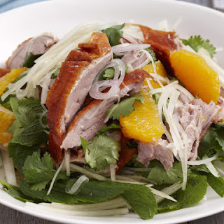 Chopped Duck Salad