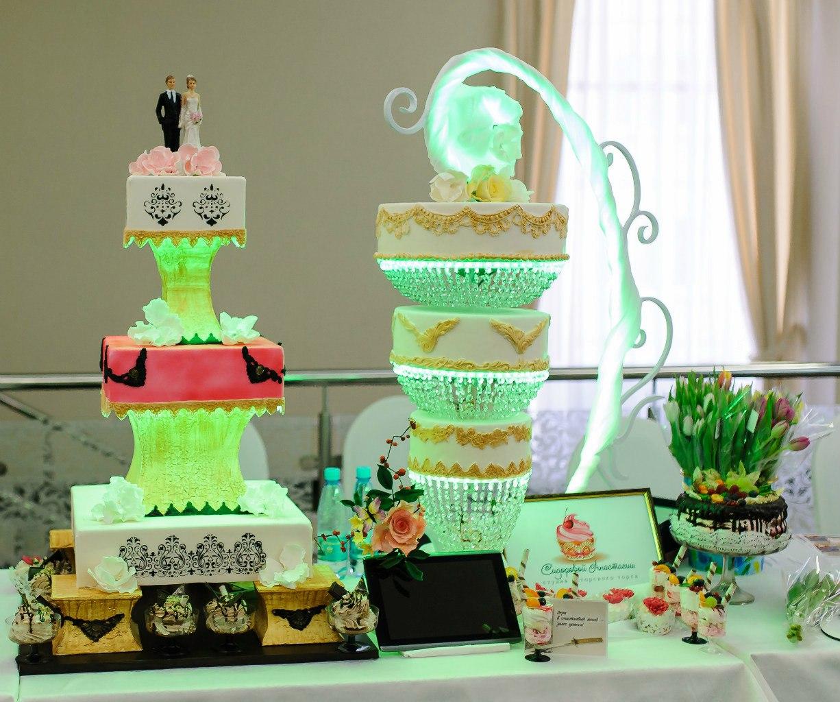 Студия авторского торта Сидоровой Анастасии в Челябинске