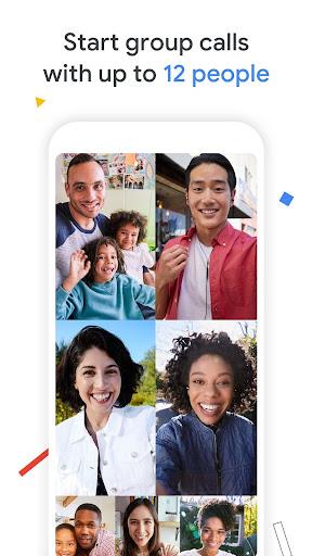 Google Duo - High Quality Video Calls 94.0.321256631.DR94_RC05 screenshots 2