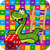 Snakes and Ladders 3D : Saap Seedhi Game