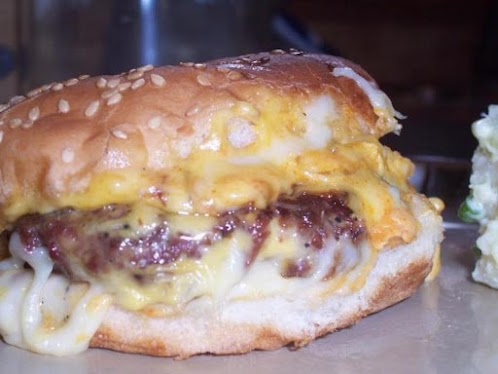 Recipe Here: Aunt Kathy's Oven Burgers