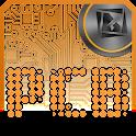 PCB Orange ⁞ TSF Shell 3 Theme icon