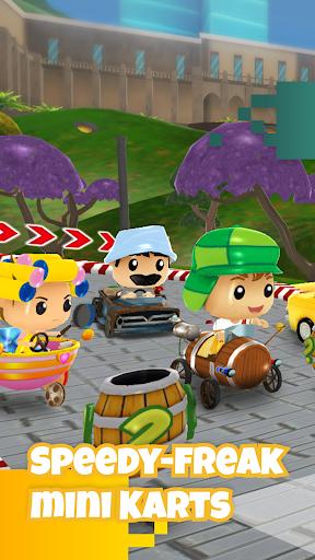 El Chavo Kart: Kart racing game apklade screenshots 2