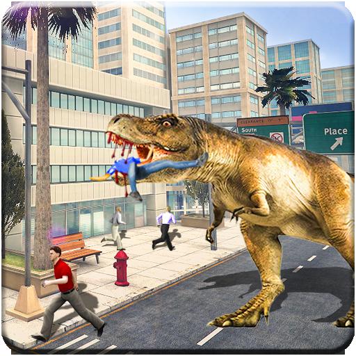 Crazy Dino Zoo Escape