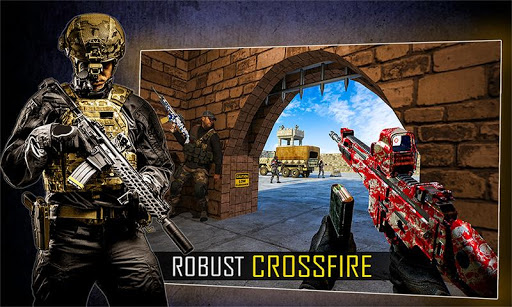 Counter Terrorist FPS Shooter : New Sniper Games android2mod screenshots 5