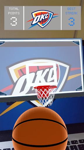 Oklahoma City Thunder 2.3.2 screenshots 1