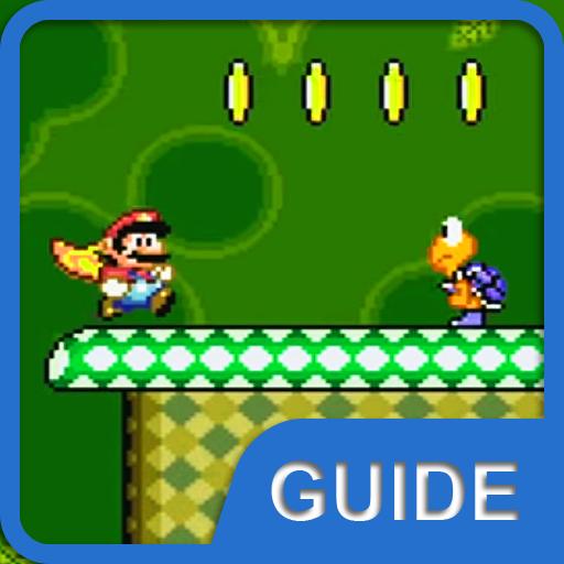 Guide for Super Mario World 書籍 App LOGO-硬是要APP
