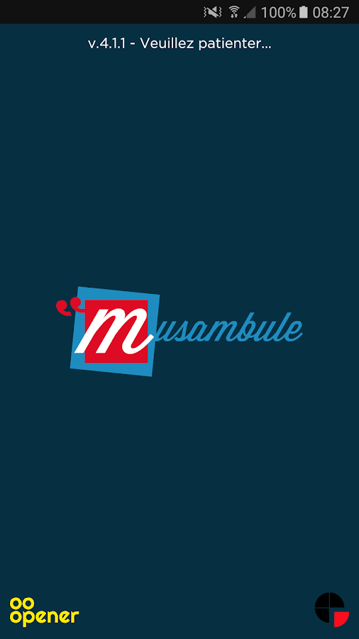Musambule- screenshot
