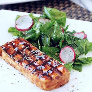 Tamarind Glazed Grilled Tofu